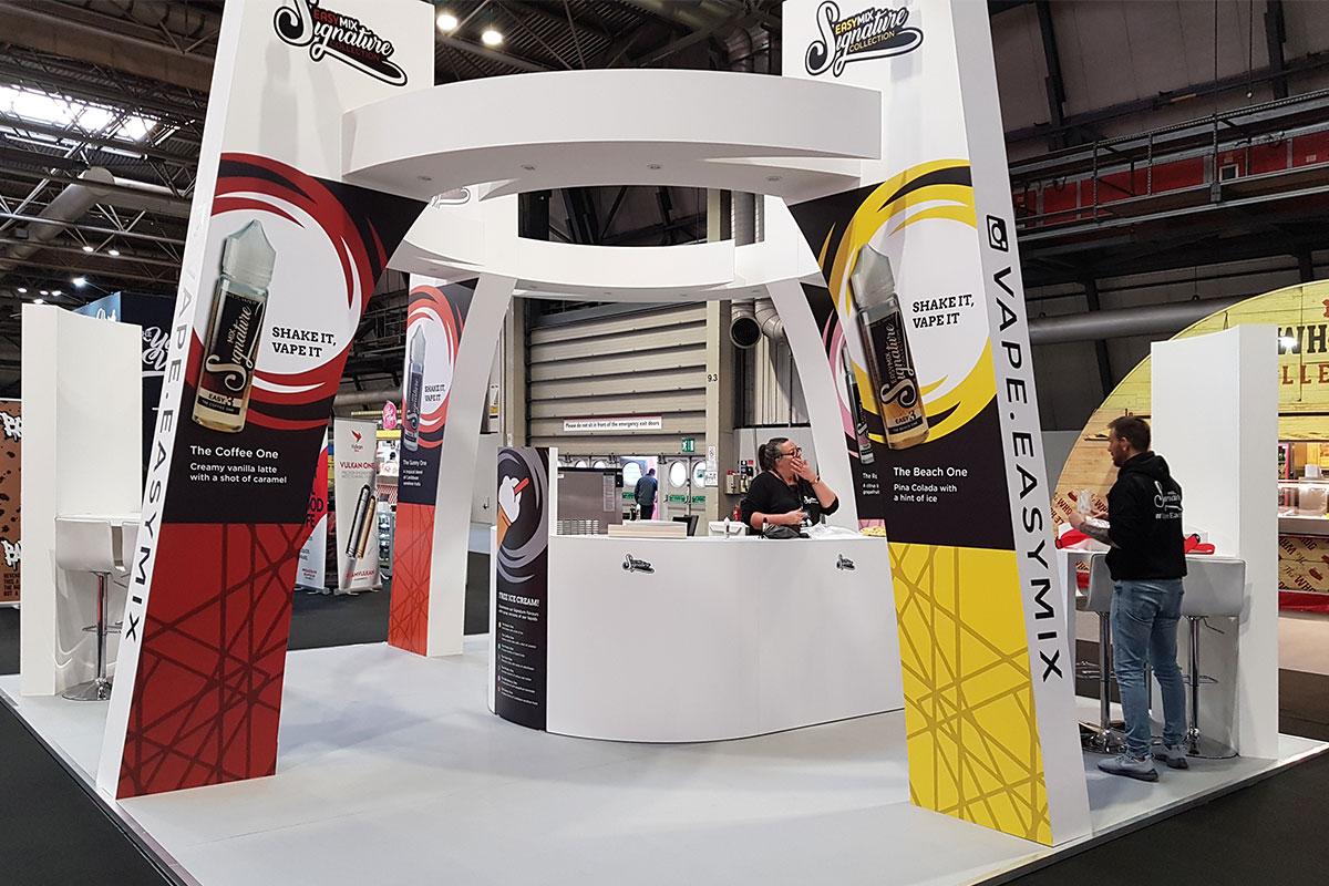 Creative Exhibition Stand Design : Exhibition stand design creative exhibitions ltd