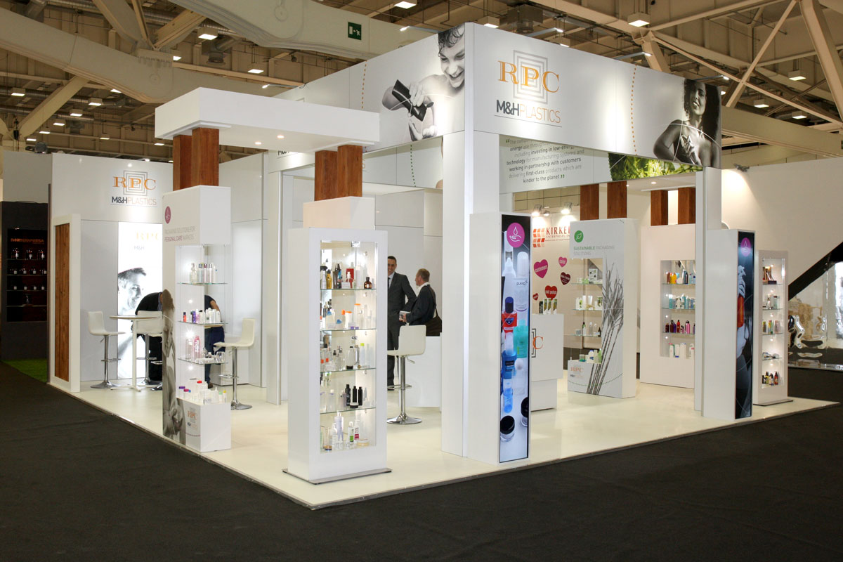 Custom Modular Exhibition Stands : Exhibition stand design creative exhibitions ltd