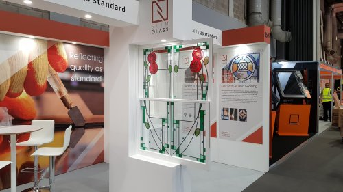 Custom Build Exhibition Stand